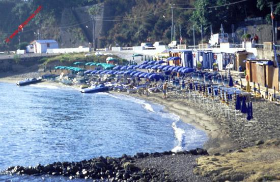 Casamicciola Terme. Spiaggia